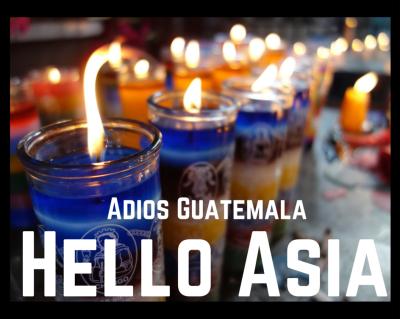 Adios Guatemala