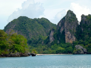 My favourite spit of land: Ton Sai, Thailand - Karina Noriega