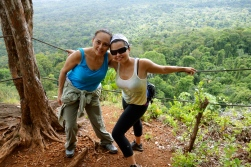 Conquering Turtle Mountain with my Mom, Guyana -- Karina Noriega