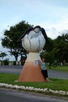 Turtle egg, Georgetown, Guyana -- Karina Noriega