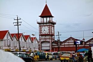 Starbroek Market Square, Georgetown, Guyana -- Karina Noriega