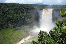Kaeiteur Falls, Guyana -- Karina Noriega