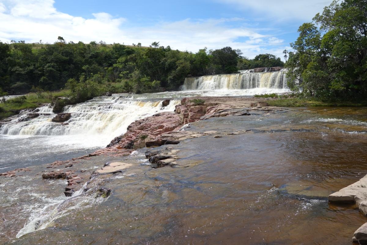 Orinduik Falls, Guyana -- Karina Noriega