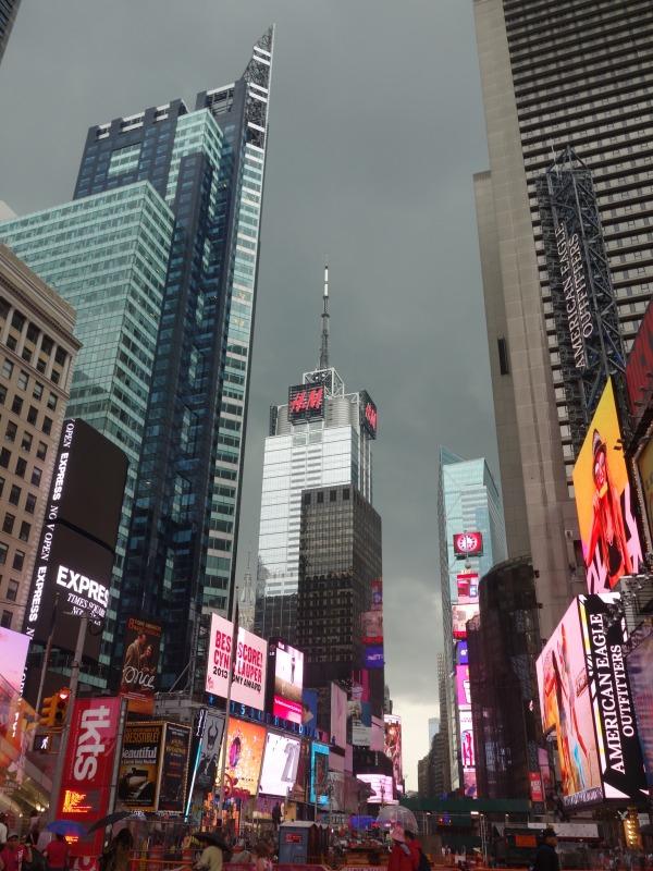 Times Square, New York City, New York, USA - Karina Noriega