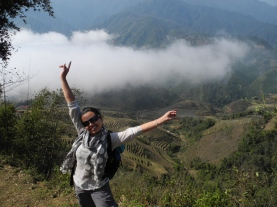 Leaving Sapa for the countryside, Vietnam -- Karina Noriega