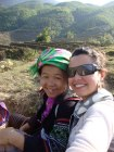 Me and Lam, Northern Vietnam -- Karina Noriega