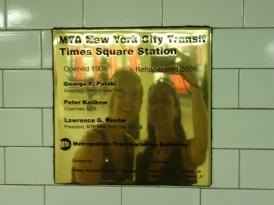 First day in NYC, USA - Karina Noriega