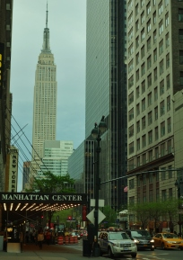 Empire State Building, NYC, USA - Karina Noriega