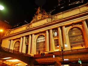 Grand Central Facade, USA - Karina Noriega