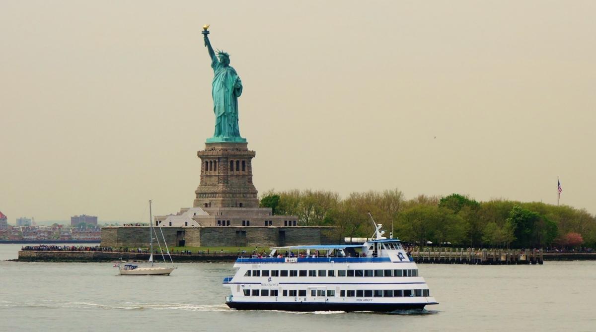 Lady Liberty, NY, USA - Karina Noriega