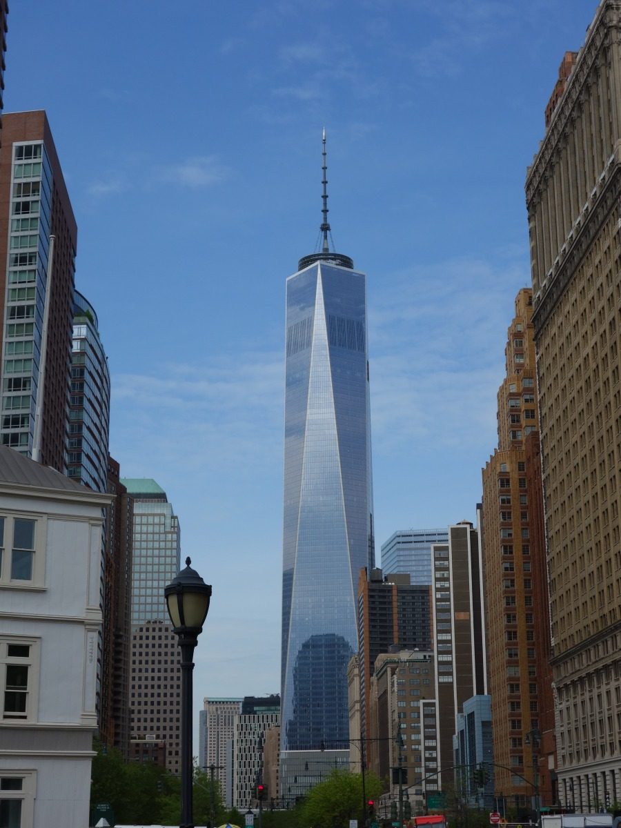 Freedom Tower @ One World Trade Center, NY, USA - Karina Noriega
