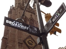 Broadway and Wall Street, Manhattan, NY, USA - Karina Noriega