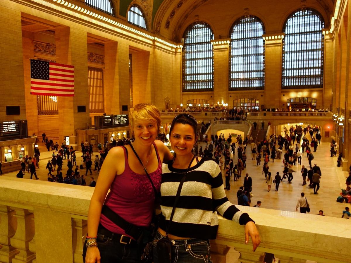 Grand Central Station, Main Hall, Manhattan, NY, USA - Karina Noriega