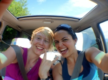 Driving the Blue Ridge Parkway, Virginia and North Carolina, USA - Karina Noriega