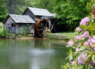 Mabry Mill, Blue Ridge Parkway, Virginia, USA - Karina Noriega