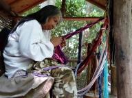 Oconaluftee Indian Village, Cherokee, North Carolina, USA
