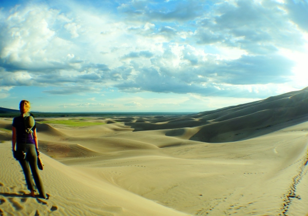 Great Sand Dunes, Colorado, USA