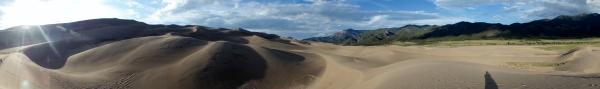 Great Sand Dunes, Colorado, USA - Karina Noriega