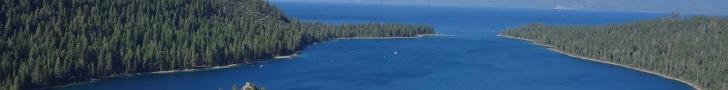 Emerald Bay, Lake Tahoe, California - Karina Noriega