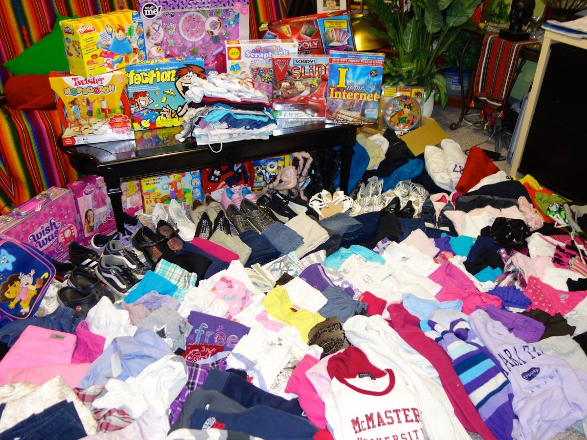 Donations for Casa Guatemala - Karina Noriega