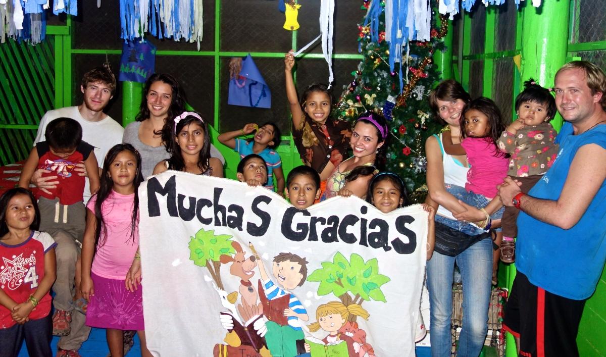 Muchas Gracias to all of our contributors - Karina Noriega