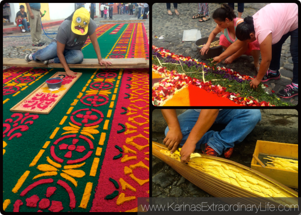 Alfombras - workers