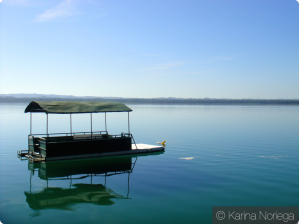 The exquisite water of Rio Dulce -- Guatemala -- Karina Noriega