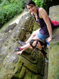 Tikal with Maite -- Guatemala -- Karina Noriega