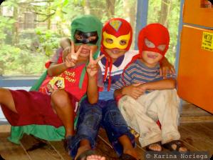 The SuperKids at Casa Guatemala orphanage -- Guatemala -- Karina Noriega