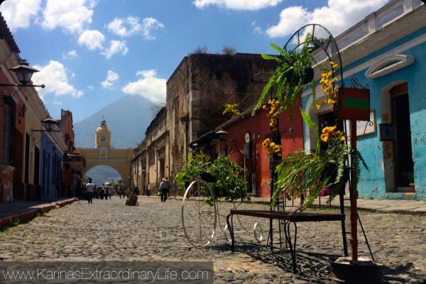Colonial preservation. Antigua, Guatemala - -Karina Noriega