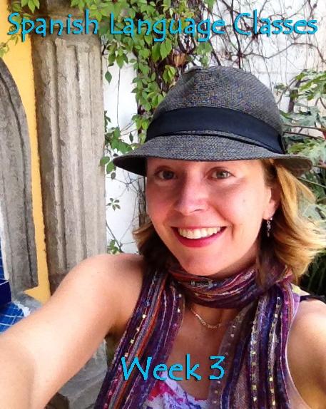 Tercera Semana: Yo hablo un poco de Espanol!! :) Guatemala -- April Beresford