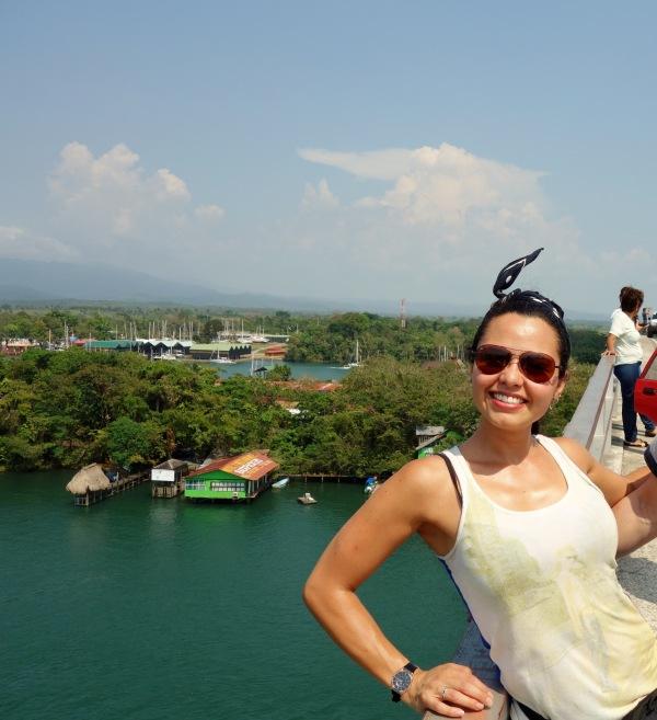 Casa Guatemala's Hotel Backpacker right on the water at Rio Dulce, Guatemala -- Karina Noriega