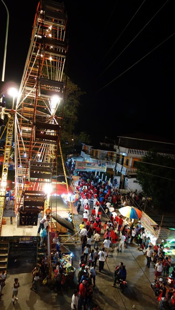 Fair week at Fronteras, Rio Dulce, Guatemala -- Karina Noriega