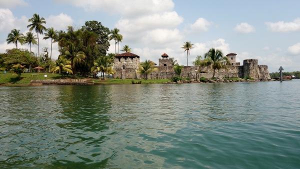 Castillo San Felipe, Rio Dulce, Guatemala -- Karina Noriega