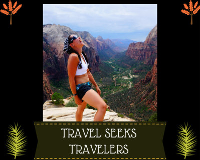 travel seeks travelers