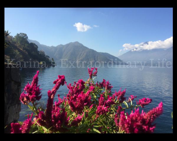 The magnificent Lago De Atitlan --Atitlan, Guatemala -- Karina Noriega