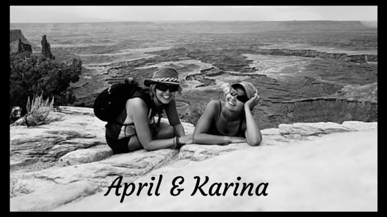 April and Karina are the authors of www.KarinasExtraordinaryLife.com