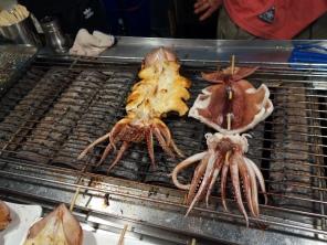 Octopus Fillet anyone? Taipei, Taiwan - Karina Noriega